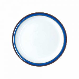 Denby Imperial Blue Small Plate 17.5cm