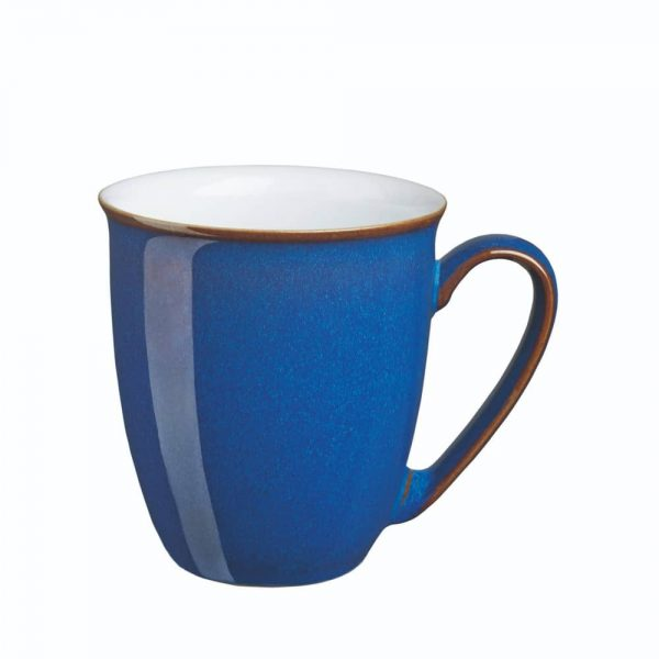 Denby Imperial Blue Coffee Beaker 0.35L