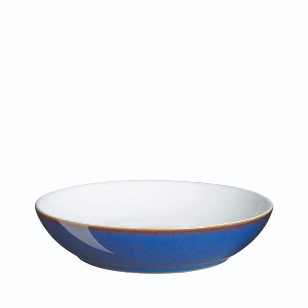 Denby Imperial Blue Pasta Bowl 22cm