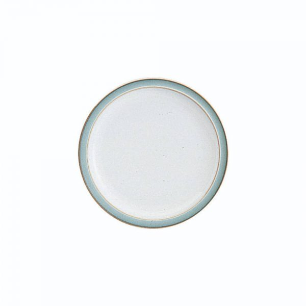 Denby Regency Green Tea Plate 17.5cm
