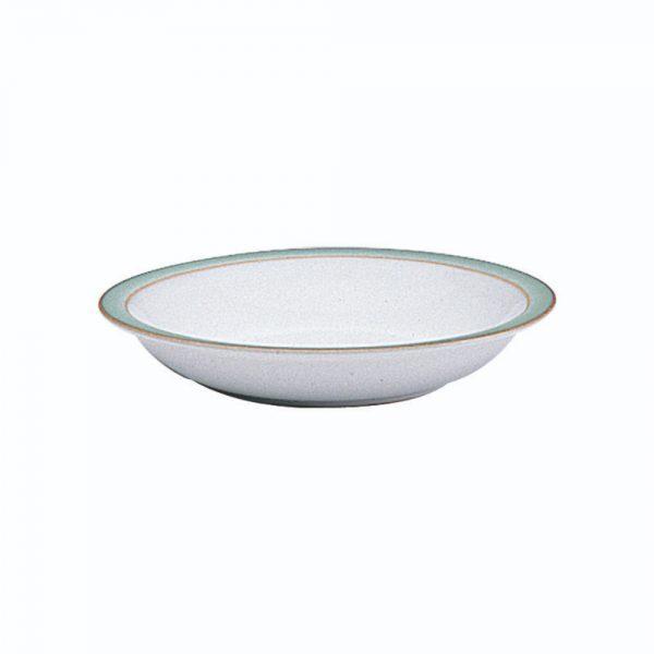 Denby Regency Green Rimmed Bowl 21cm
