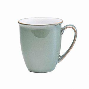 Denby Regency Green Coffee Beaker 0.35L