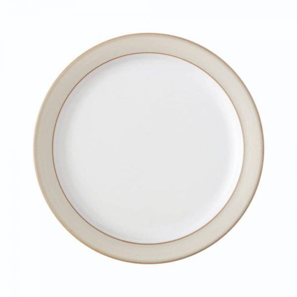 Denby Linen Tea Plate Diameter 17.5cm