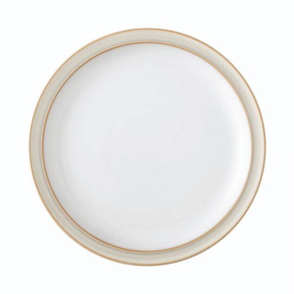 Denby Linen Dessert Salad Plate 22cm