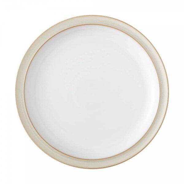 Denby Linen Dinner Plate 26.5cm