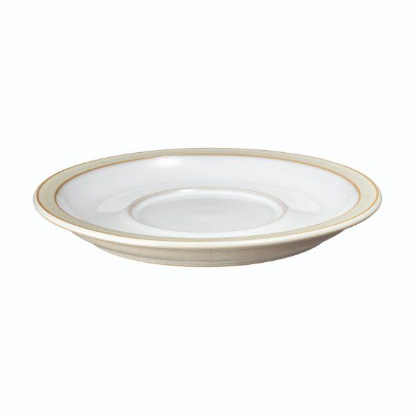 Denby Linen Large Saucer