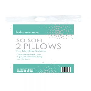 So Soft Pillow Twin Pack