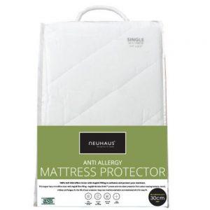 Neuhaus Anti Allergy Mattress Protector Double