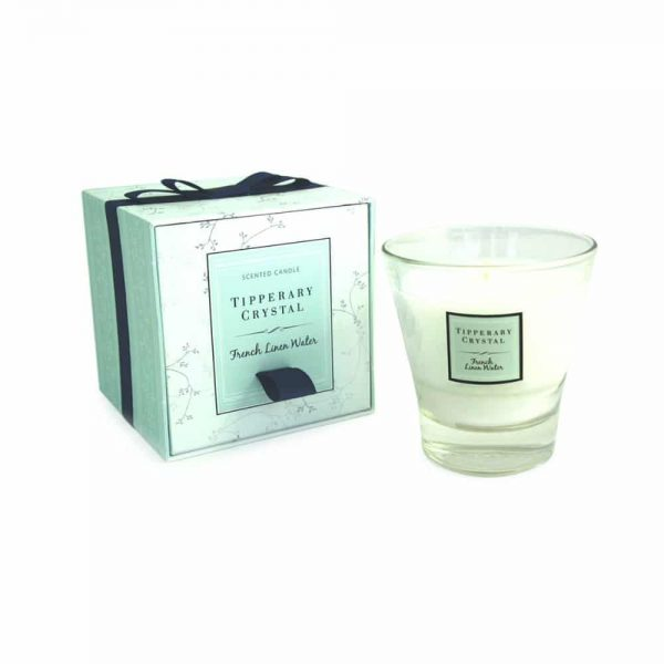Tipperary Crystal French Linen Tumbler