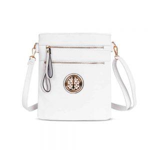 White Cross Body Handbag