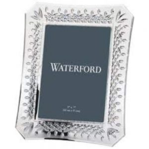 Waterford Crystal Lismore 4x6in Photo Frame