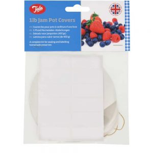 1LB Jam Pot Covers