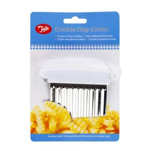 Crinkle Chip Cutter Stainless Steel Blade
