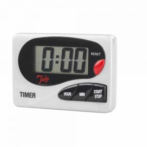 Tala Digital Timer with a Magnetic Back Grey