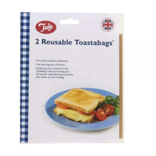 Toast Bags Pack of 2