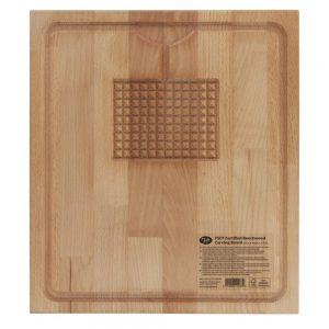 Tala FSC Beechwood Carving Board