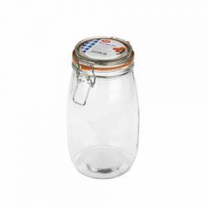 Airtight Lever Arm Storage Jar 1500ml  - 3 1/4 lb