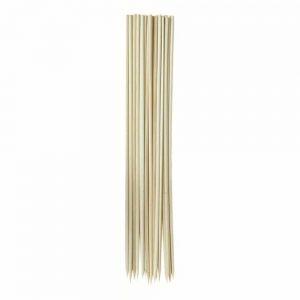 25.5Cm Bamboo Skewers Set Of 100