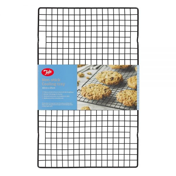 Tala Non-Stick Cake Cooling Tray 40x25cm