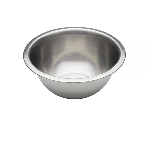 Chef Aid Stainless Steel Bowl 19cm 1 Litre