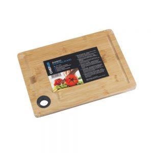 Chef Aid Bamboo Chopping Board 28 x 20 x 1.5cm
