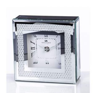 Newgrange Living Gemstone 3x3inch Clock