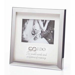 I Do Photo Frame 8x8