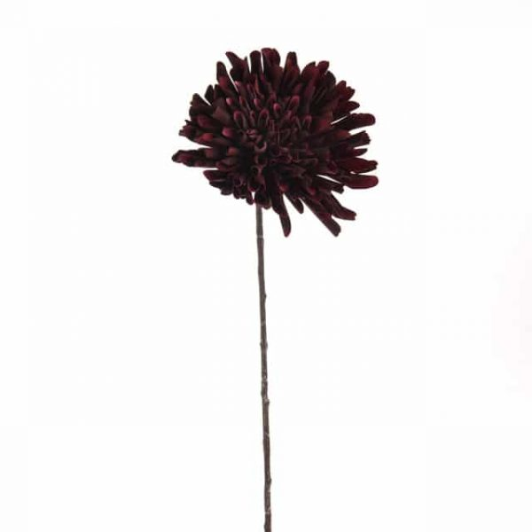 Harmony Dahlia Burgundy 45cm
