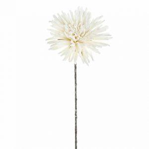 Harmony Dahlia Ivory 45cm