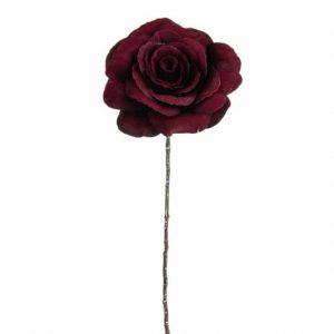 Harmony Rose Burgundy 46cm