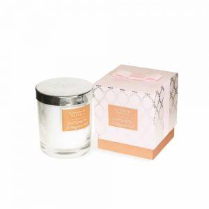 Luxury Candle: Earl Grey Tea & Tangerine Peel