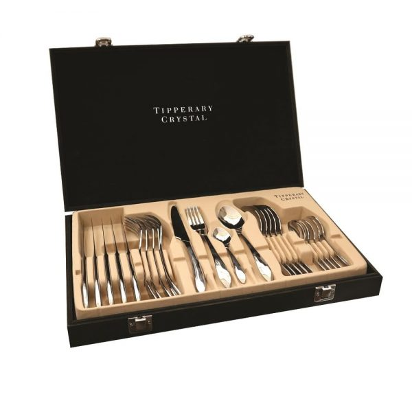 Tipperary Crystal Milano 24pc Canteen of Cutlery