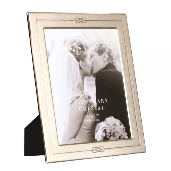 Infiniti Wedding Frame 8x10