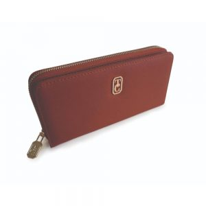 Tipperary Crystal Wallet - Umbria Brown