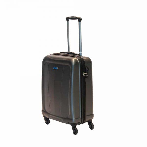 Sirrocco Onboard Grey Suitcase 55x40x20cm