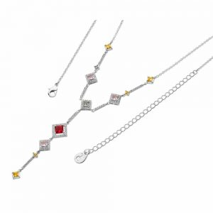 Tipperary Crystal Summer Night Necklace