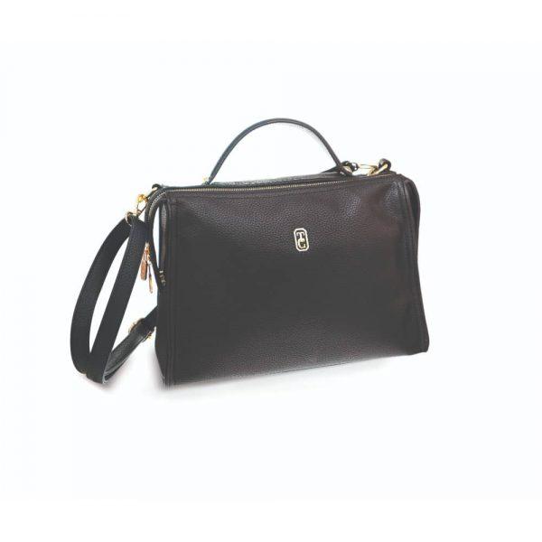Tipperary Crystal Modena Tote Bag Black