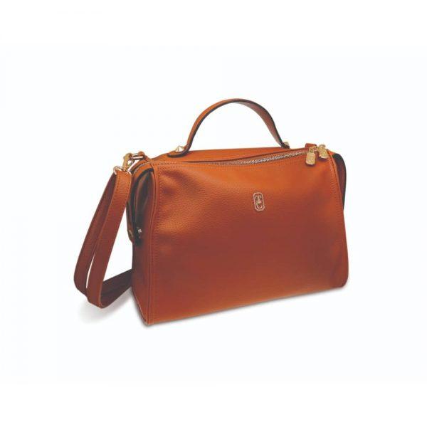 Tipperary Crystal Modena Tote Bag Tan