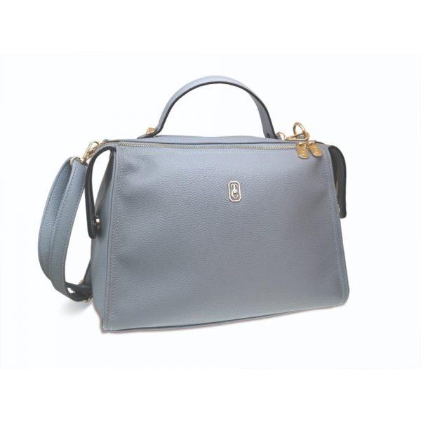 Tipperary Crystal Modena Tote Bag Grey