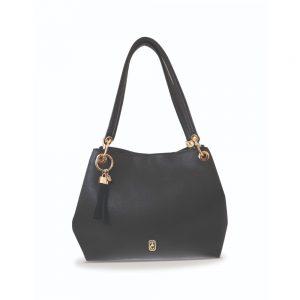 Tipperary Crystal Tote Bag - Sicily Black