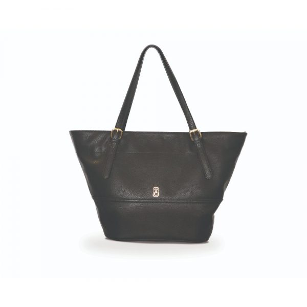 Tipperary Crystal Tote Bag - The Belgrave Black
