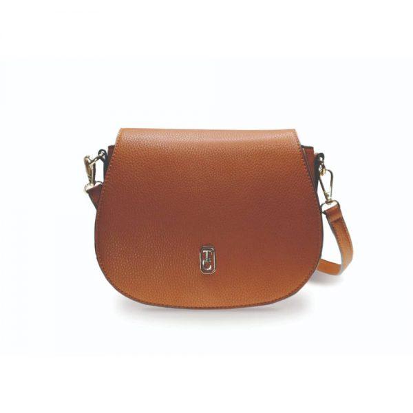 Tipperary Crystal Saddle Bag The Kensington Tan