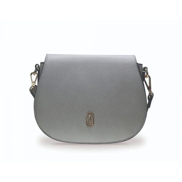 Tipperary Crystal Saddle Bag The Kensington Grey
