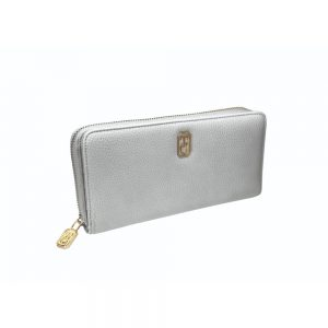 Tipperary Crystal Umbria Wallet Grey