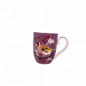 Tipperary Single Birdy Mug Goldfinch