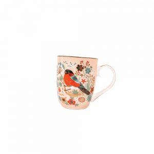 Tipperary Single Birdy Mug Bullfinch
