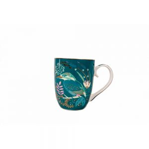 Tipperary Single Birdy Mug Kingfisher