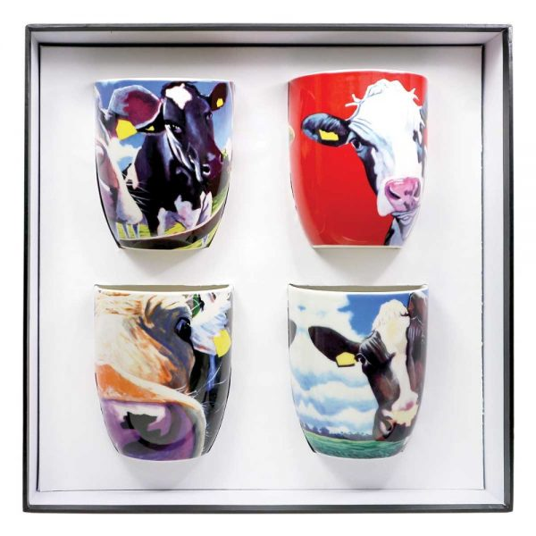 Tipperary Eoin O Connor Set of 4 Mugs