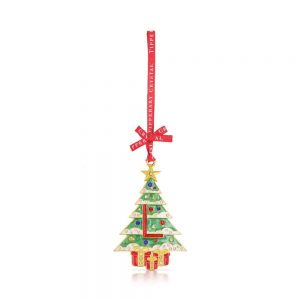 Tipperary Alphabet Christmas Tree Decoration   L