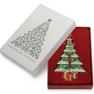 Tipperary Alphabet Christmas Tree Decoration   I